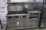 Spectacular Garland Sunfire Gas Range - NEW