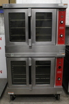 Vulcan Gas Convection Oven Double Stack