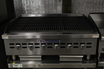 "Bakers Pride 36"" radiant char broiler - Heavy Duty Series - NEW"