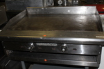 3' Grill - Flat top griddle Thermostat