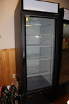 Glass Door Freezer