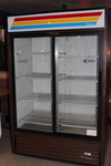 True Glass Door Cooler / Merchandiser