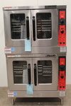 Vulcan double CONVECTION OVENS -New