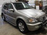 2005 Mercedes Benz ML500 Special Edition - PA State inspection valid through 11/19