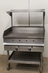 Flat Top Grill / Griddle on casters by VULCAN