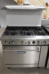 Beautiful Imperial 6 Burner range w/ oven