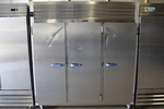 Traulsen 3 door freezer