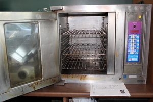 Convection Oven by Lang