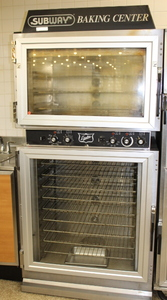 Duke Convection Oven / Proofer Combination
